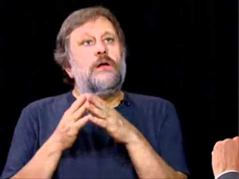 Slavoj Zizek -- Talk with Charlie Rose (2011) 1/3