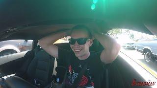 Day 1:  Picking up my new Gallardo at Lamborghini Newport Beach!