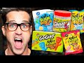 Tasting Every Flavor Of Sour Patch Kids thumbnail