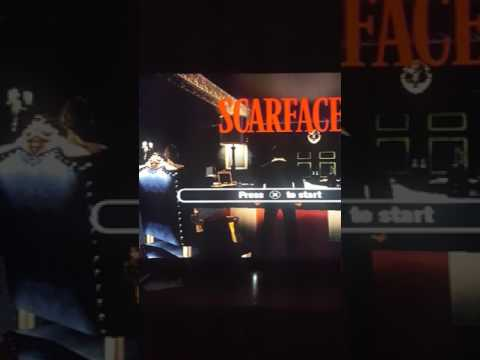 Scarface the World is Yours on ps4