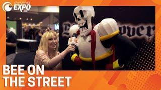 BEE On the Street - Anime Trivia   CRX2017