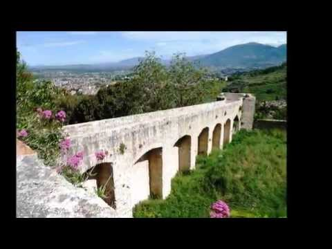 Ancient Spoleto, Italy - In the Umbrian Foothills of the Apennines