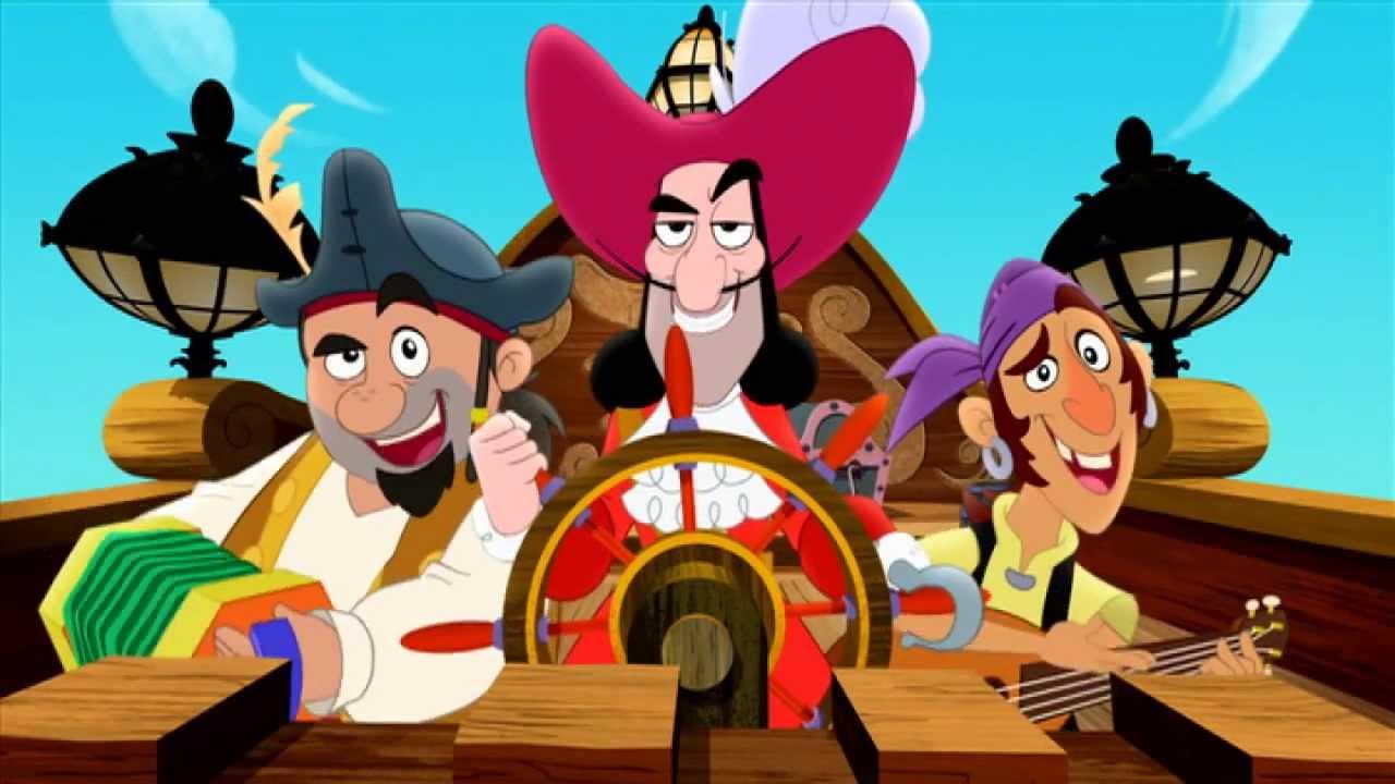 jake och piraterna i landet ingenstans