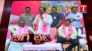 CM KCR Speaks about Hyderabad Development | Telangana  Telugu