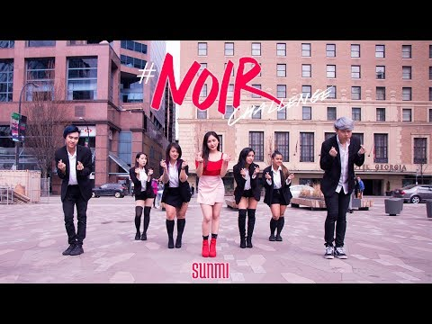 Download NOIR CHALLENGE - NOIR 누아르 DANCE CHOREOGRAPHY -- SUNMI -- 선미 YOURS TRULY COLLAB #KPOPINPUBLIC Mp4 baru