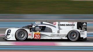 2014 Porsche 919 Hybrid Le Mans Prototype at Paul Ricard – /TRACKSIDE