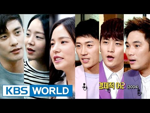 Entertainment Weekly | 연예가중계 -  Min Hyorin, V.O.S, Sung Hoon [ENG/2016.06.05]