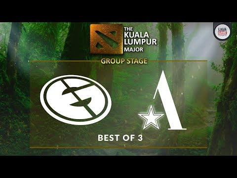 [DOTA 2] NIP VS Pain Gaming (BO3) - The KL Major Group Stage day 1