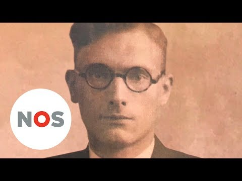 REDDER JOODSE BABY'S: Johan van Hulst (107) Overleden