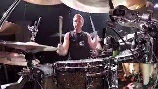 NE OBLIVISCARIS Dan Presland - Devour Me (Drum live play-through)