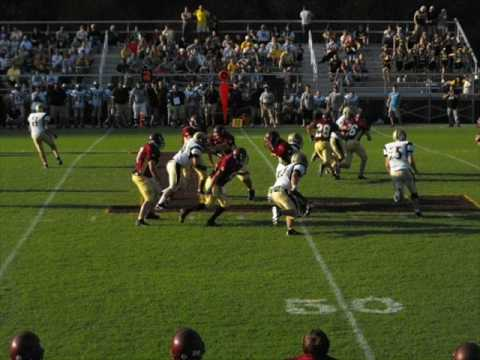 Leslie county high school footbal 08 (video by lance coots)