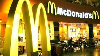 McMass Project Launched To Save Christianity In America Via McDonald's