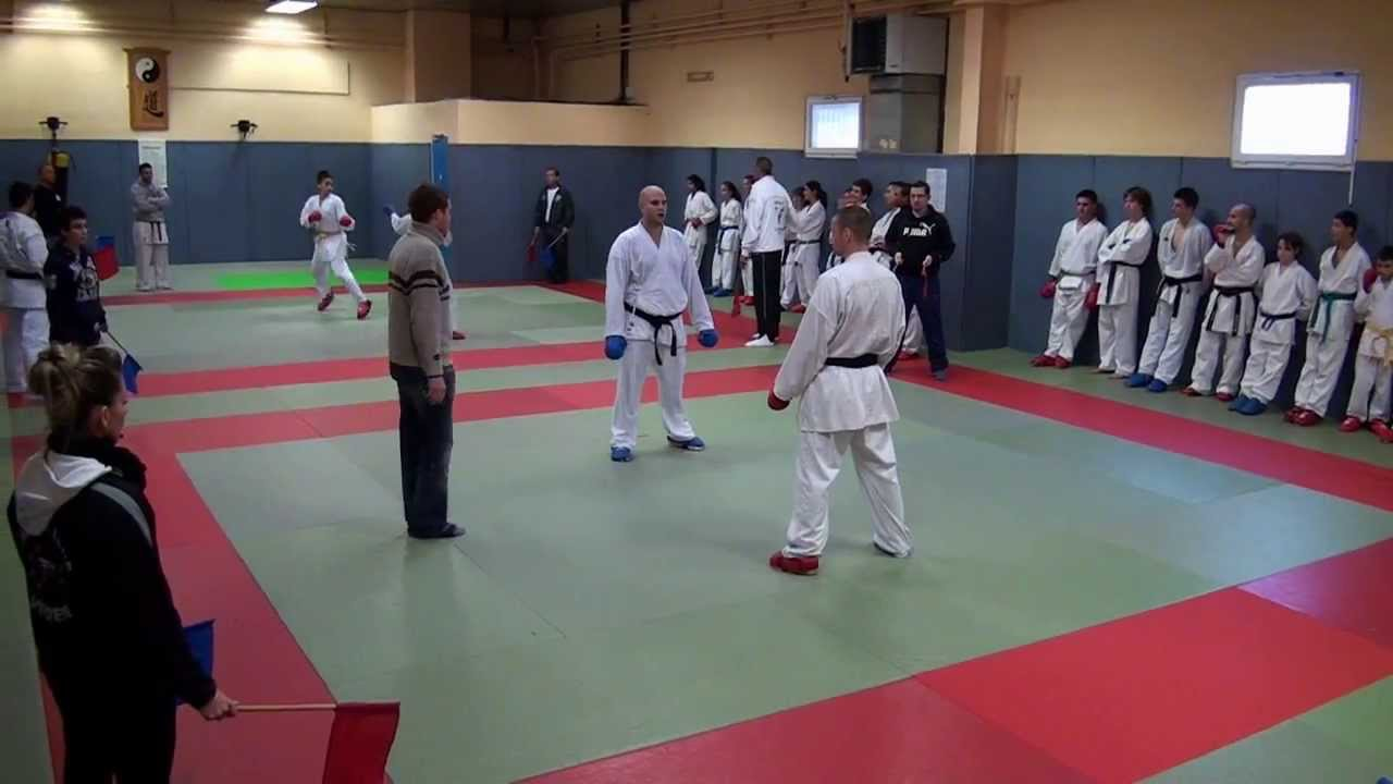 comment devenir arbitre karate