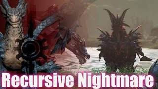Recursive Nightmare - Video of Capture - Dragon