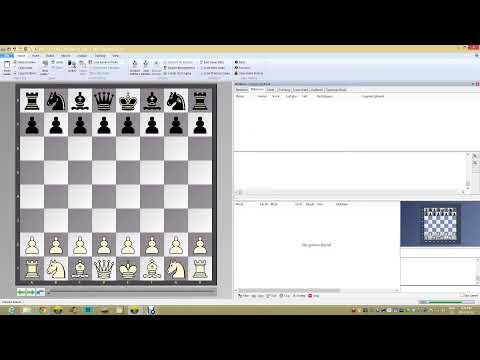 ChessBase 12 Building an Opening Repertoire Database - Part Two