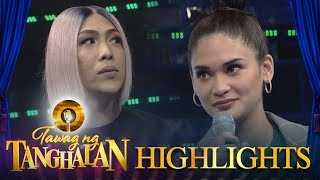 Tawag ng Tanghalan: Pia says something that hurts Vice's feelings