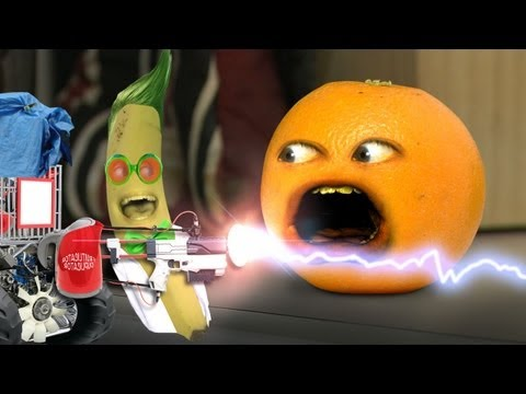 Annoying Orange - Dr. Bananas