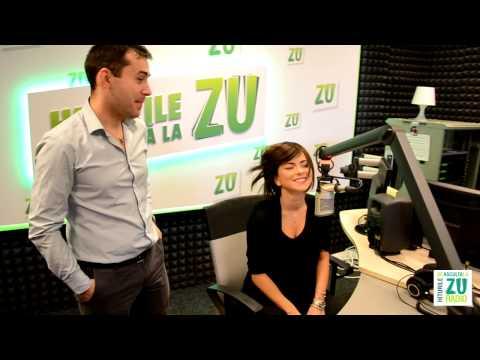 Inna il cunoaste pe castigatorul Porsche-ului ei la Radio ZU