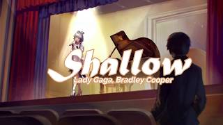 Shallow - Lady Gaga, Bradley Cooper (lyrics)
