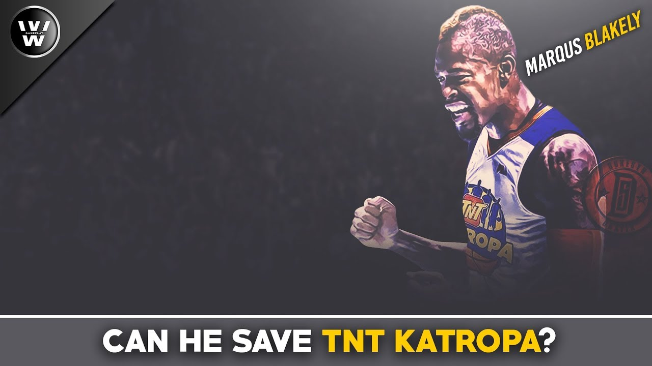 Marqus Blakely para sa TNT KaTropa | Brownlee vs Blakely? Who Will Win?