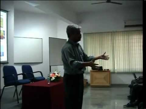 ISiM Special Lecture by Dr. Abhinanda Sarkar Principal Scientist GE Bangalore Part 1