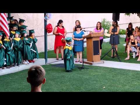 Jathan Muhar's Graduation