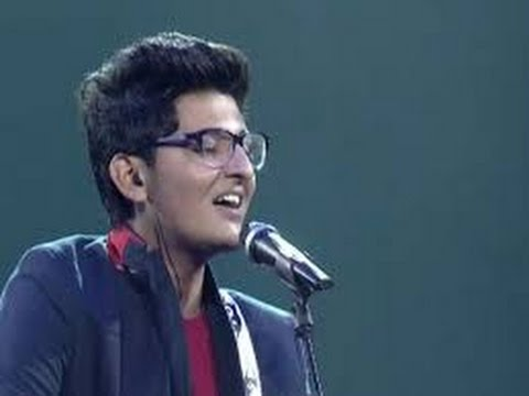 Kabhi Jo Badal Barse - Darshan Raval,arijit Singh India's Raw Star video