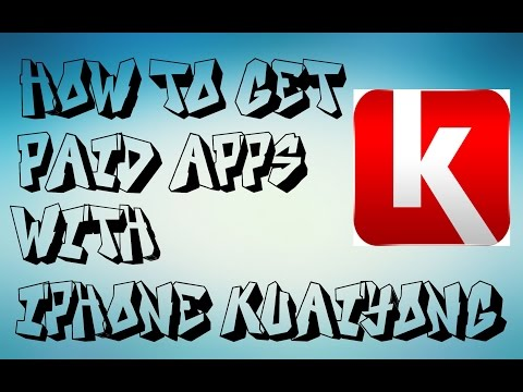[BKG]How to Install iphone kuaiyong ios