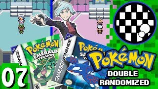Pokemon Emerald/Sapphire Randomized With One Controller | PART 7 FINALE