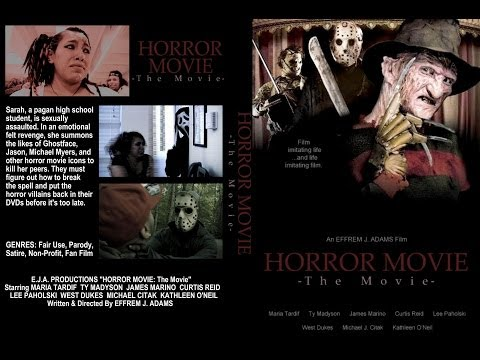 HORROR MOVIE: The Movie - Full Film (2014)