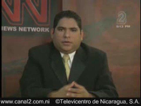 Melo Tiro NNN RAPORTAJE Nicaragua News Network NNN