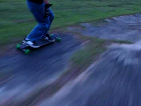 downhill longboarding ditch spot tallahassee florida