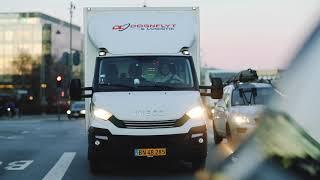 Døgnflyt & Logistik - Flyttefirma