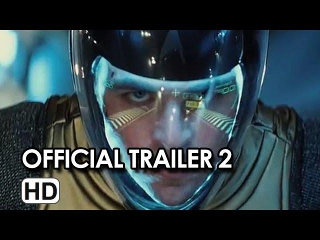 Star Trek Into Darkness Official Trailer 2 - J.J. Abrams HD