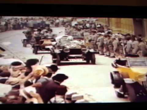 video clip - sarajevo - film clip depicting the assassination of archduke ferdinand - sidneysealine