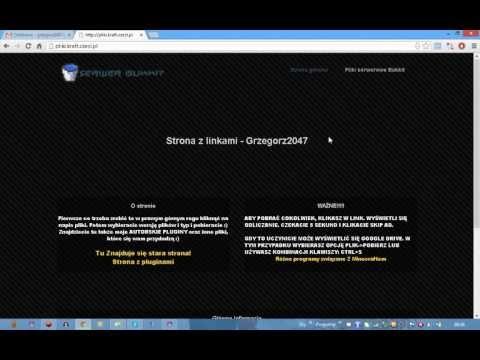 Serwer Minecraft Aktualizacja Plików Serwerowych pod 1.6.4 do pobrania! + plugi