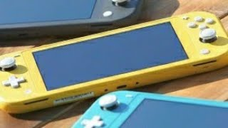 Introducing Nintendo Switch Lite. Coming Sept. 20 for $199.99.