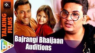 Bajrangi Bhaijaan Munni Audition | We Auditioned 8000 Children | Mukesh Chhabra
