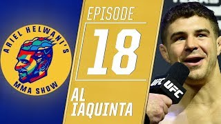 Al Iaquinta wants his rematch with Khabib Nurmagomedov | Ariel Helwani's MMA Show