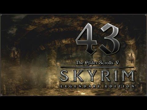 Прохождение TES V: Skyrim - Legendary Edition — #43: Стена