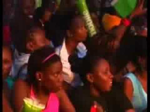 Claudette Peters - Carnival Day Live! Antigua Carnival 08
