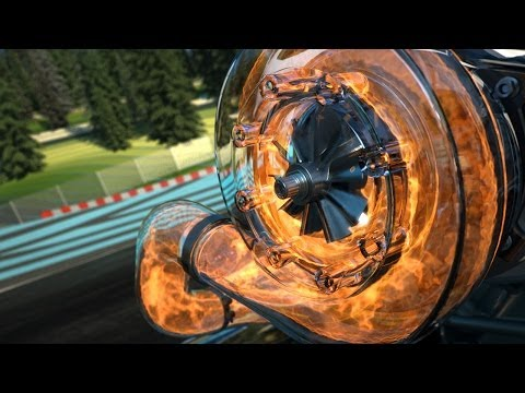 Formula One V6 turbo: 2014 Rules Explained