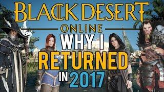 Black Desert Online - Why I