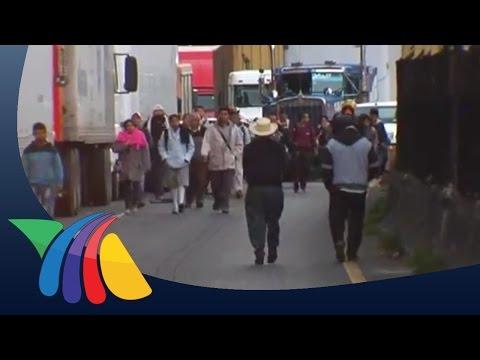 Volcadura de pipa en la México-Toluca | Noticias