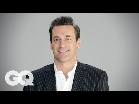 Before Jon Hamm Was Don Draper… | My First Job