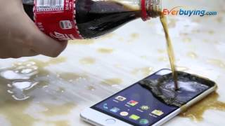 Ulefone Be Touch 2  Drink Coca-Cola?