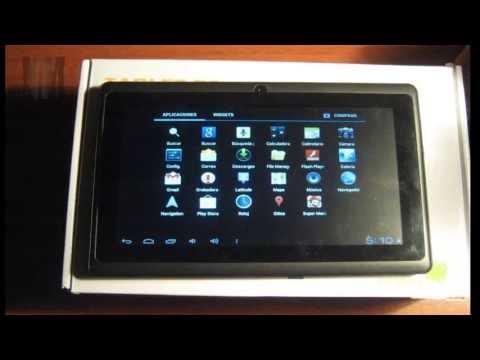 Tablet BOXCHIP allw