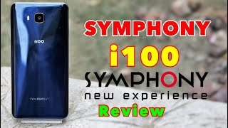 New Symphony i100  (2018) Full Review  with 3D Glass Back Cover