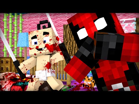 Minecraft : WHO'S YOUR DADDY? - SOU O FILHO DO DEADPOOL ! ( Deadpool - X-Men Apocalypse)