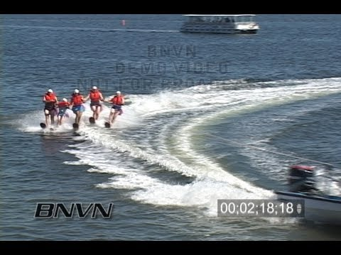 9/23/2005 Sarasota, FL stock footage news B-Roll